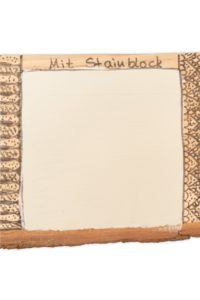 Stainblock Painting the Past