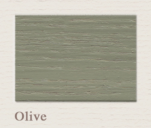 Olive Outdoor Painting the Past