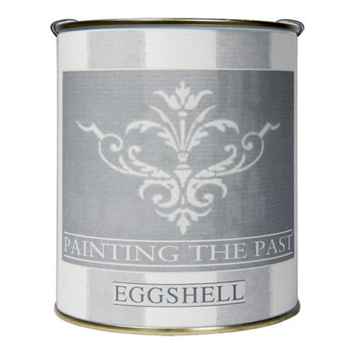 Painting the Past Eggshell