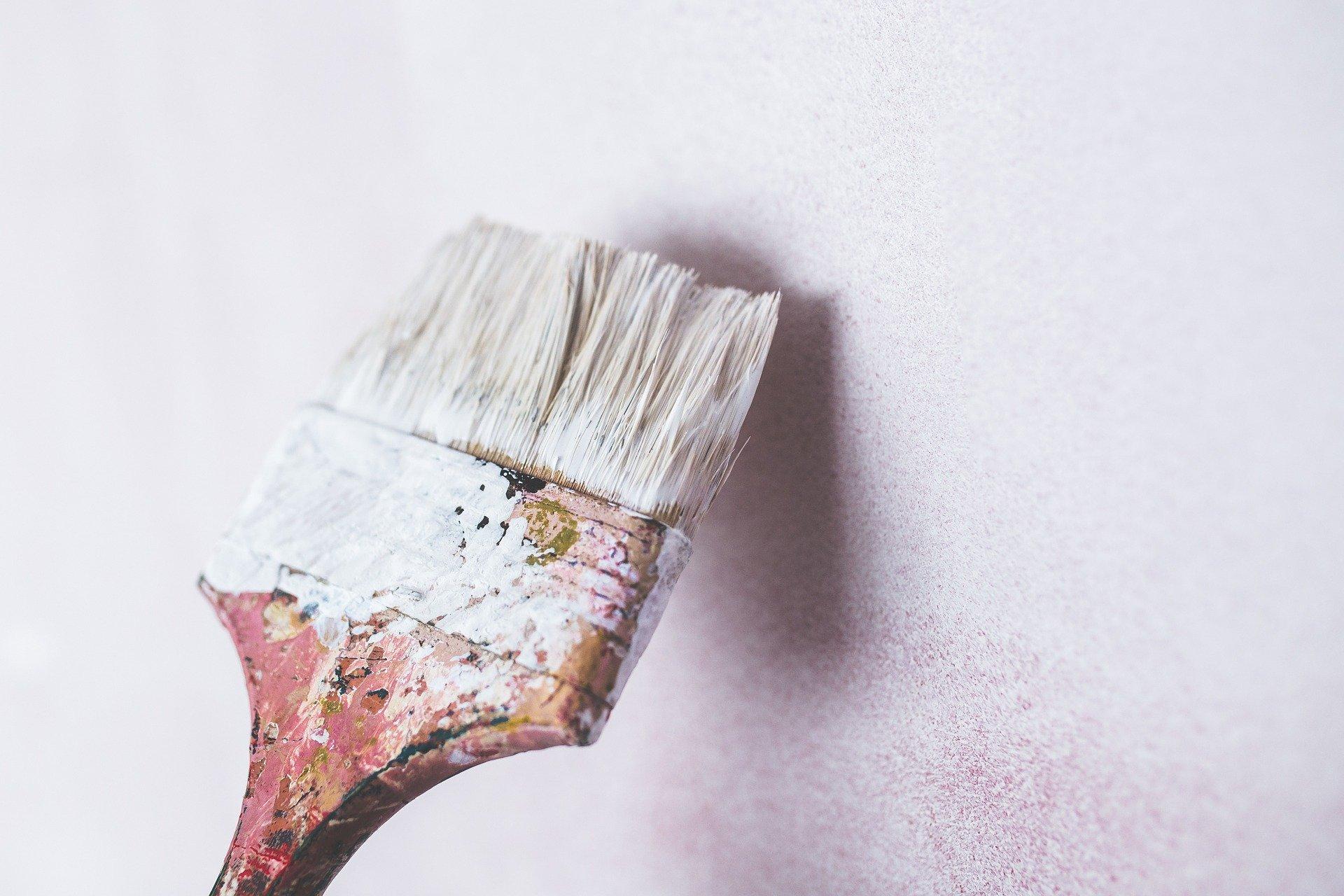 Kreidefarbe Anwendung